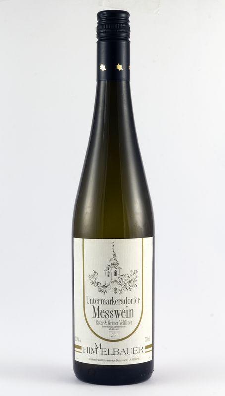 Untermarkersdorfer Messwein
