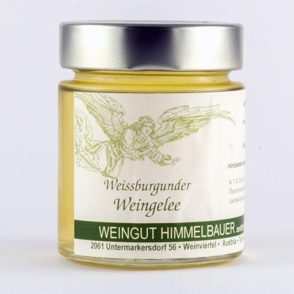 Weissburgunder Weingelee